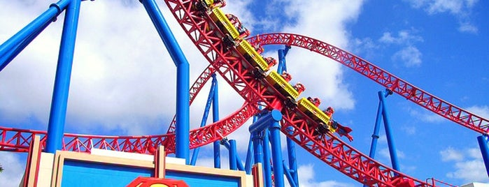 Warner Bros. Movie World is one of أستراليا.