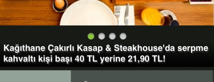 Çakırlı Et Kasap & Steakhouse is one of et ~ mangal ~ ocakbaşı vs.