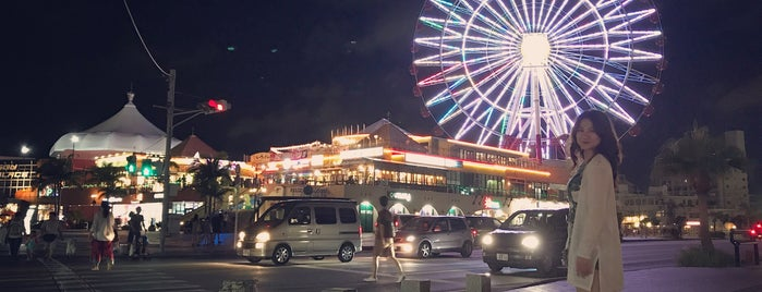 American Village is one of Japan/Okinawa.