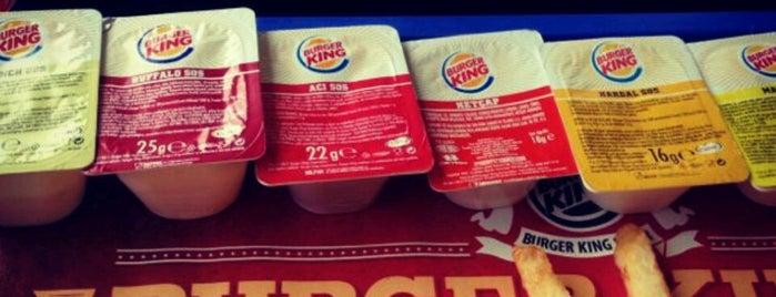 Burger King is one of Posti che sono piaciuti a Merve.