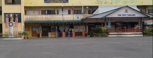 SMK Seri Bahagia is one of Learning Centers #2.