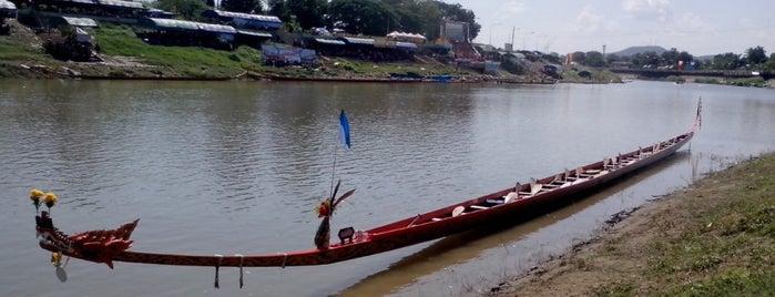 สวนสาธารณะริมน้ำน่าน is one of พะเยา แพร่ น่าน อุตรดิตถ์.