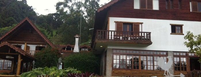 Hotel Fazenda Rosa Dos Ventos is one of Hoteis Brasil.