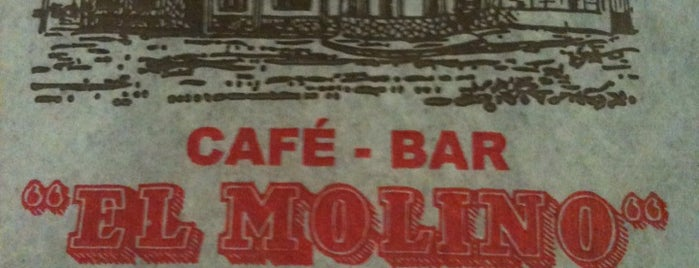 El Molino is one of HL Restaurantes Try SP.