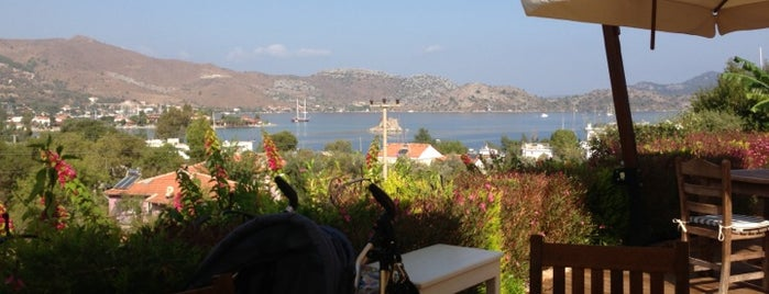 Badem Tatil Evi is one of Marmaris selimiye.