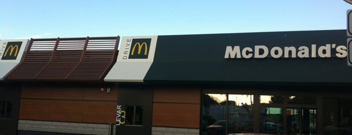 McDonald's is one of Katiaさんのお気に入りスポット.