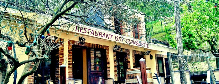 Issy Guinguette is one of Paris - Restaurants.