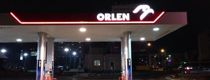 Orlen is one of Tomek : понравившиеся места.