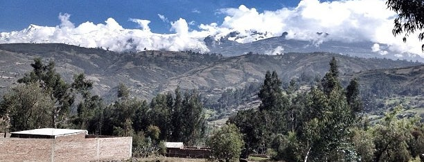 Reserva Huascarán is one of Perú 02.
