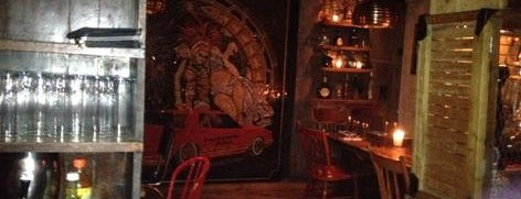 La Esquina is one of NYC Favourites.