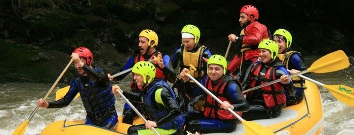 Doğadayız Rafting is one of Posti che sono piaciuti a Aytac.