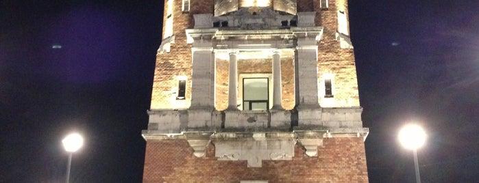 Gardoš Tower is one of Belgrad.