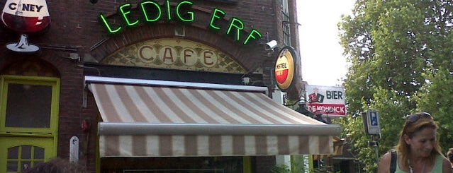 Ledig Erf is one of New York must see.