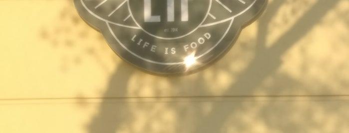 LIF - Life is Food is one of Mokolo♥️e.