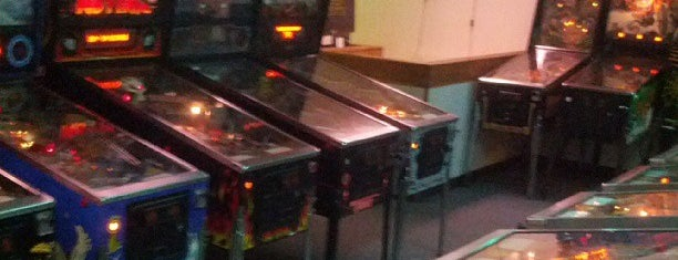PInball Parlour is one of Pinball Destinations.