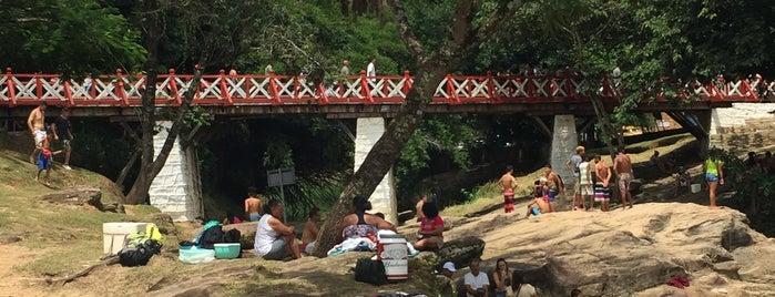 Ponte Pênsil Dona Benta is one of Posti salvati di Rodrigo.