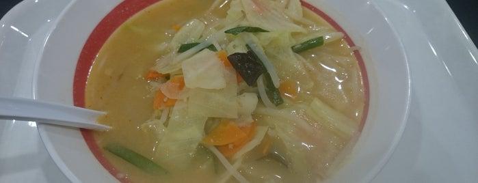 幸楽苑 イオンモール富津店 is one of Locais curtidos por Yuji.