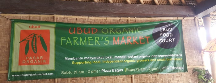 Organic Market Ubud is one of Bali.