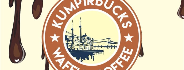 KumpirBucks waffle & caffee is one of Kumpir Box    (sankopark): сохраненные места.