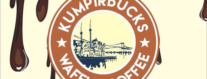 KumpirBucks waffle & caffee is one of Gespeicherte Orte von Kumpir Box    (sankopark).