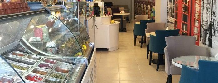 Kumpir& Waffle is one of Orte, die Kumpir Box    (sankopark) gefallen.