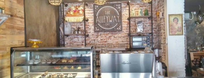 The Alleyway Cafe is one of Bali.
