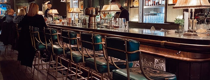 The Bar Room at Temple Court is one of NYC.