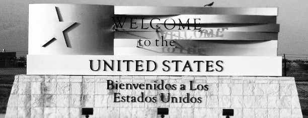 United States-Mexico Border is one of Lieux qui ont plu à Luis.