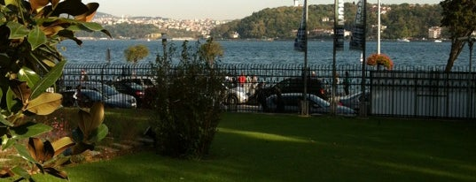 サキプ サバンジュ美術館 is one of Istanbul Tourist Attractions by GB.