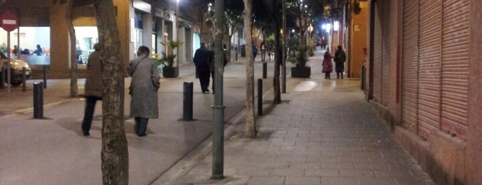 Carrer de Pérez Galdós is one of Barcelona/Badalona.