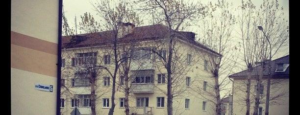 Верхняя Пышма is one of Города Свердловской области.