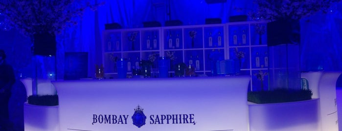 The Bombay Sapphire House Of Imagination is one of TFF 2014: Venues.