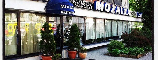 Restauracja Mozaika is one of Mokolo♥️e.