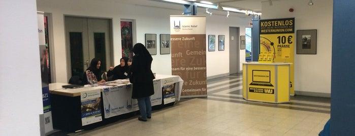 Werkstatt der Kulturen is one of 1 | 111 Orte in Berlin die man gesehen haben muss.