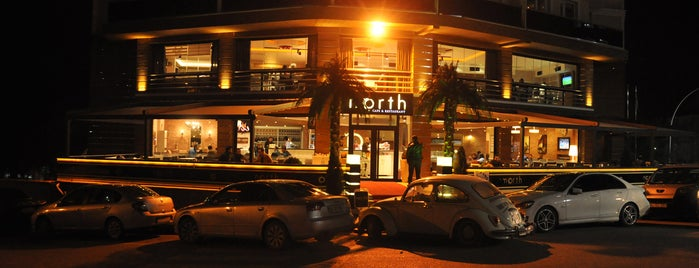 North Cafe & Restaurant is one of Lugares favoritos de Hande.