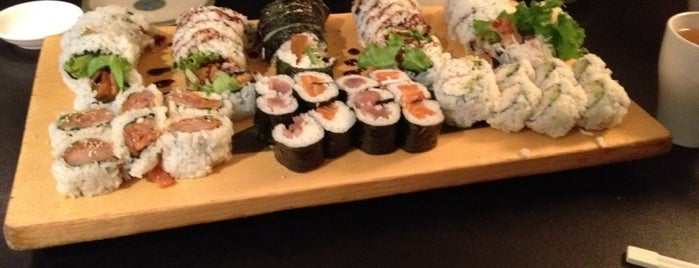 MoMo Sushi is one of Vancouver Restaurants.