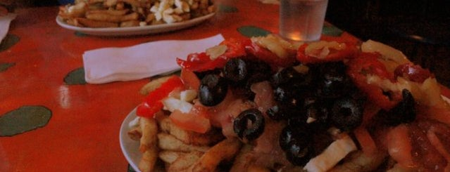 La Banquise is one of The City's Top Five Poutine Joints.