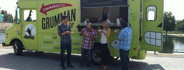 Grumman 78 is one of The City's Top Food Trucks.
