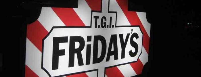 TGI Fridays is one of Locais curtidos por Leonard.