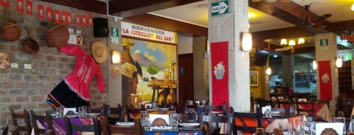 La Estrellita del Sur is one of Aldo 님이 좋아한 장소.