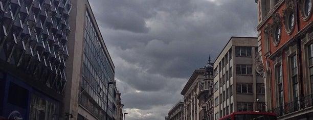 Oxford Street is one of United Kingdom.