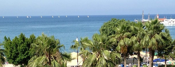 Lancora Beach Resort is one of İsmail 님이 좋아한 장소.