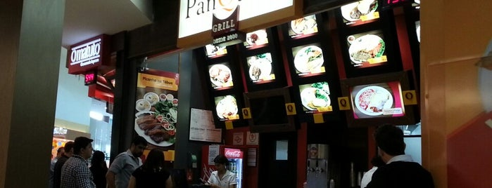 La Panqueca Grill is one of สถานที่ที่ Káren ถูกใจ.