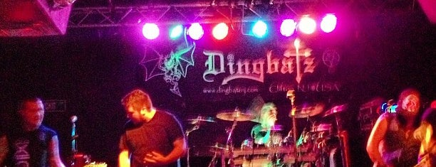 Dingbatz is one of Live Music, Concerts & Sports Venues.