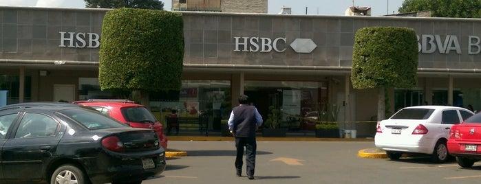 HSBC is one of Barby'ın Beğendiği Mekanlar.