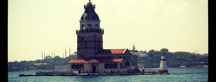 Torre de la Doncella is one of Istanbul - En Fazla Check-in Yapılan Yerler-.