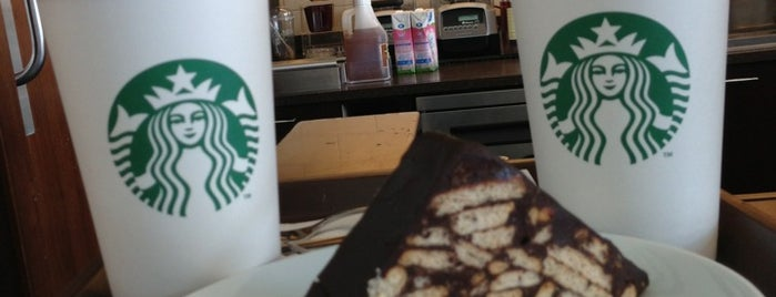 Starbucks is one of Mersin.