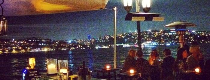 Park Şamdan & The Bar is one of Istanbul.