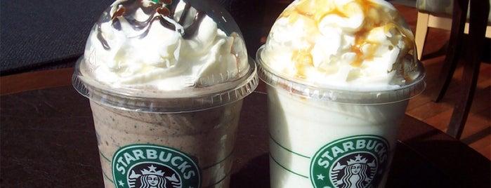 Starbucks is one of İzmir'de yeme içme sanatı.