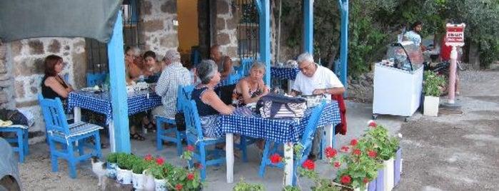 Balıkçı Kahvesi is one of doğallık..